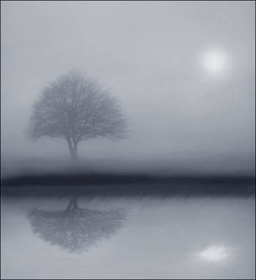 Dawn Whispers Print by Adrian Campfield