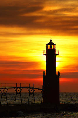 Photograph - Dawn's Brighter Light by Bill Pevlor