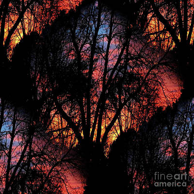 Art Print featuring the photograph Sunrise - Dawn's Early Light by Luther Fine Art