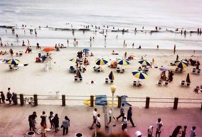 Photograph - Day At The Beach by Deborah  Crew-Johnson