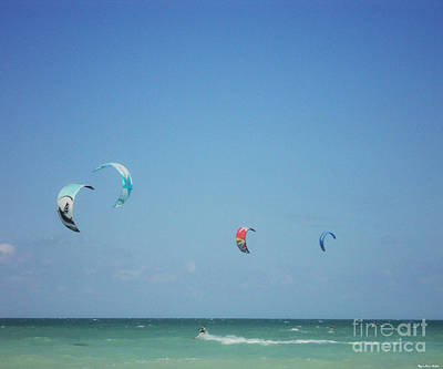 South Hutchinson Island Photograph - Day At The Beach No1 by Megan Dirsa-DuBois