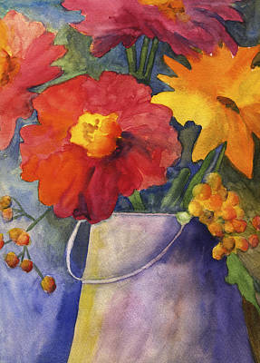 Painting - Day Brightener by Kerrie  Hubbard