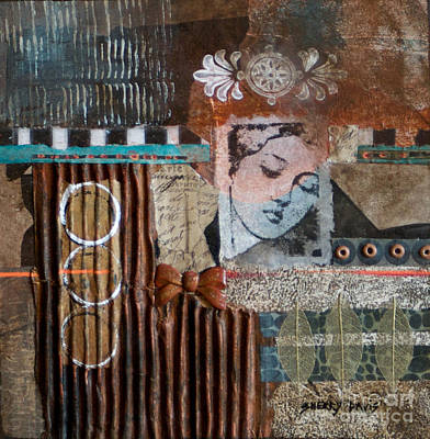 Mixed Media - Day Dreams by Sherry Davis