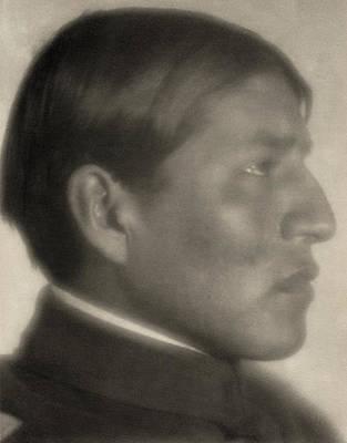 Pictorialism Photograph - Day Luke Lowdog, 1905 by Granger