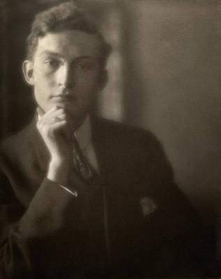 Pictorialism Photograph - Day Man, C1906 by Granger