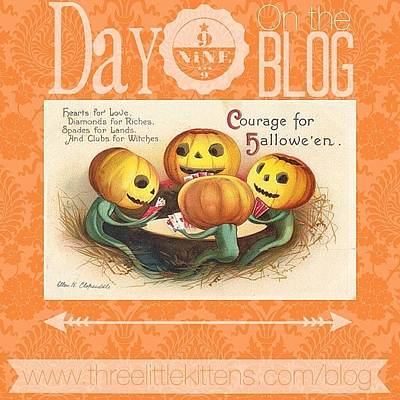 Wallpaper Photograph - #day9 #ontheblog #free #halloween by Teresa Mucha
