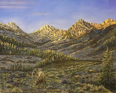 Daybreak Art Print by Dwayne Moates