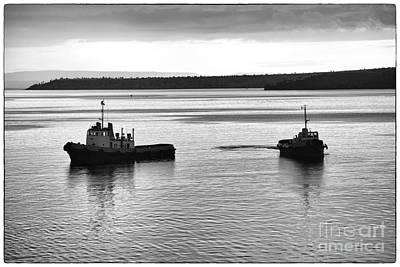 Photograph - Daybreak Fishing by Kate McKenna