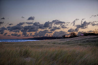 Photograph - Daybreak In St Joseph Michigan by John Crothers