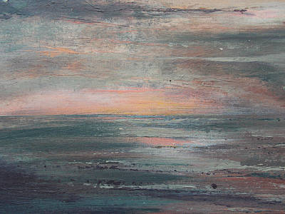 Painting - Daybreak Study IIi by Matt Swann