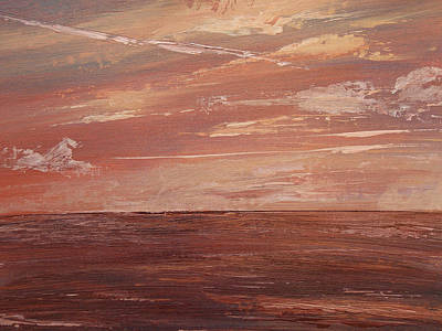 Painting - Daybreak Study Iv by Matt Swann