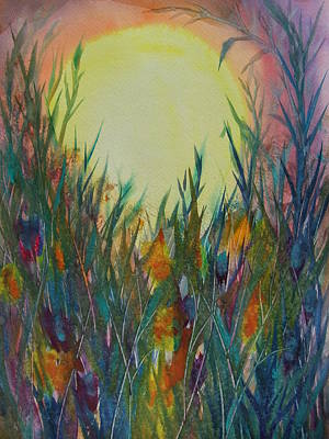 Painting - Daydreams by Kim Shuckhart Gunns