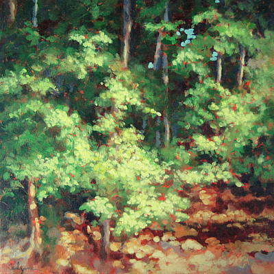 Painting - Daylight by Carlynne Hershberger