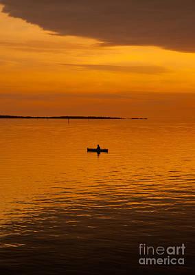 Photograph - Days End - Cedar Key by Kathi Shotwell