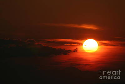Photograph - Days End by Living Color Photography Lorraine Lynch