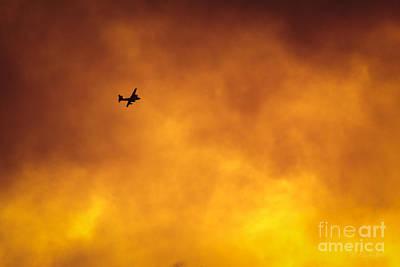 Prescott Photograph - Days End by Medicine Tree Studios