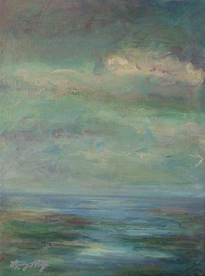 Painting - Days For Dreaming by Mary Wolf