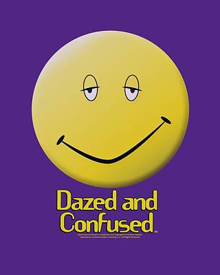 Dazed Digital Art - Dazed And Confused - Dazed Smile by Brand A