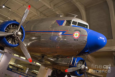 Photograph - Dc-3 by Jim West