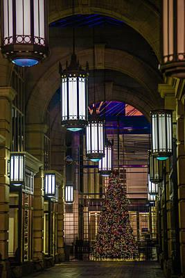 Photograph - Dc Christmas Tree 2 by Karen Saunders
