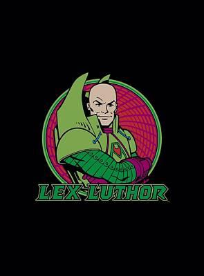 Lex Luthor Digital Art - Dc - Lex Luthor by Brand A