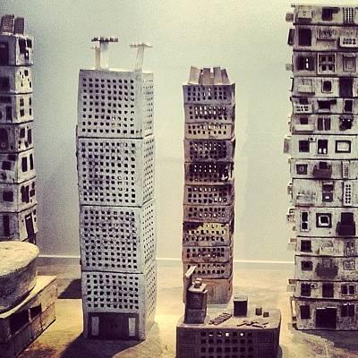 Ceramics Photograph - #ddd13 #buildings #ceramics by Wtd Magazine