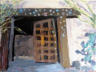 De Grazia Gallery Original by Susan Woodward