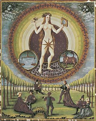 De Predis, Cristoforo 1440-1486. De Print by Everett