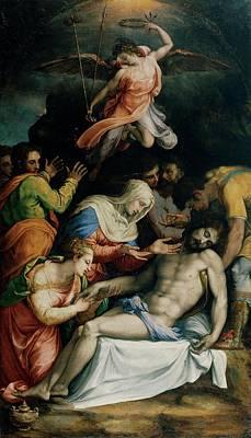 De Rossi Francesco Know As Cecchino Art Print by Everett