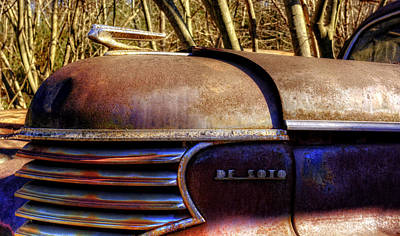 Photograph - De Soto by Greg and Chrystal Mimbs