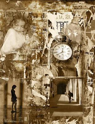 Photograph - De Temps En Temps by John Jacquemain