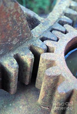 Terminate Photograph - Dead Cogwheels by Ladi  Kirn