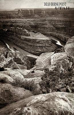 Photograph - Dead Horse Point by Jill Battaglia