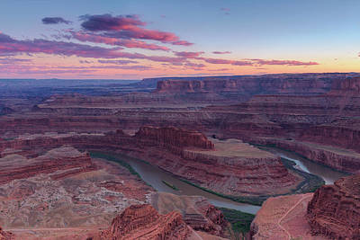 Photograph - Dead Horse Point by Tassanee Angiolillo