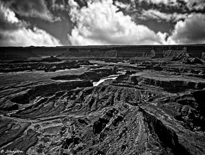 Photograph - Dead Horse Point Utah by Bob and Nadine Johnston