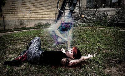 To Heal Photograph - Dead Like Me by Steven Walker