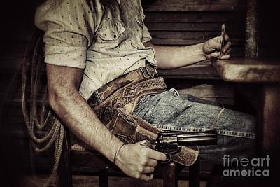 Photograph - Dead Mans Hand by AK Photography