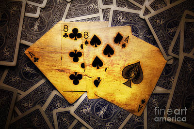 Photograph - Dead Man's Hand by Ms Judi