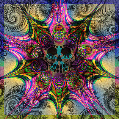 Digital Art - Dead Star by Kiki Art