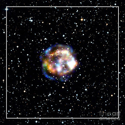 Photograph - Dead Star Nasa by Rose Santuci-Sofranko