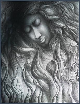 Dead Water Art Print