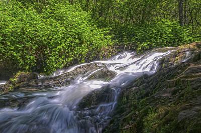 Photograph - Deadman Creek by Sherri Meyer