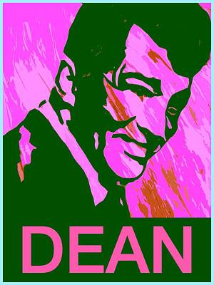 Painting - Dean Martin  by Robert Margetts