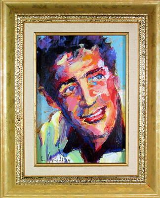Painting - Deano by Les Leffingwell