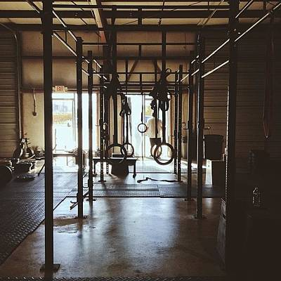Reflection Photograph - Death By Deadlifts by Casey Friend