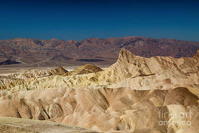 Death Valley Art Print by Andreas Tauber