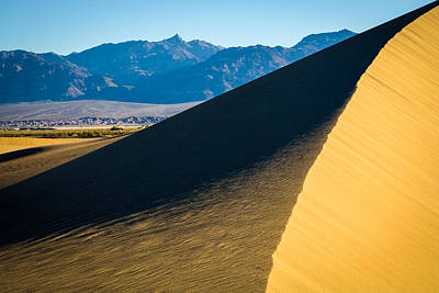 Photograph - Death Valley Dune II by Randy Green