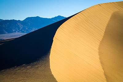 Photograph - Death Valley Dune Iv by Randy Green