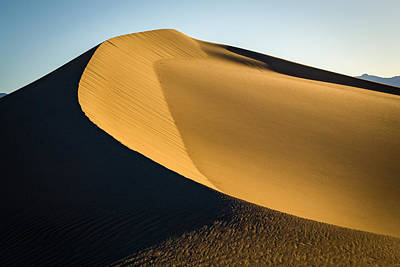 Photograph - Death Valley Dune by Randy Green