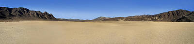 Photograph - Death Valley Playa Pan by Jeff Brunton